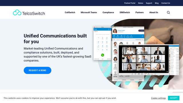 TelcoSwitch API koppeling