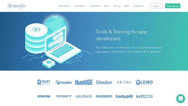 Tenjin API koppeling