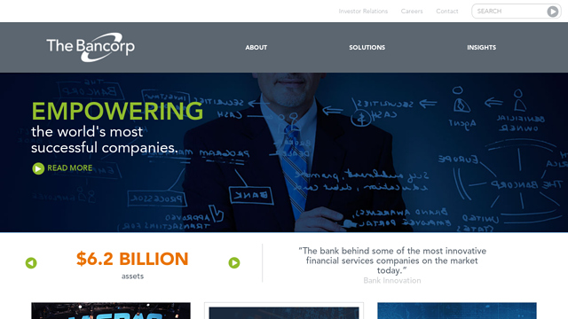 The-Bancorp API koppeling