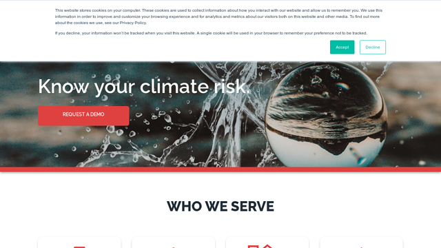 The-Climate-Service API koppeling