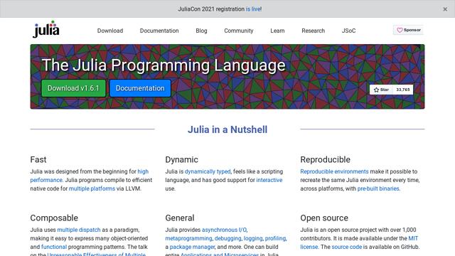 The-Julia-Language API koppeling