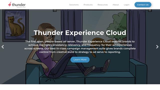 Thunder API koppeling