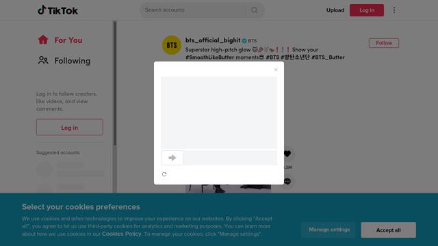 TikTok API koppeling