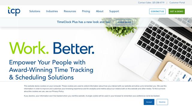 TimeClock-Plus API koppeling