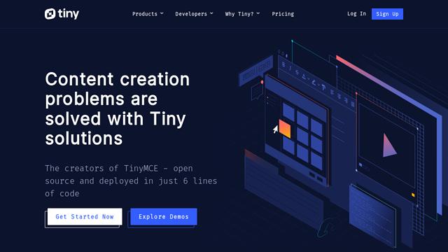 Tiny API koppeling