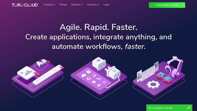 TORO-Cloud API koppeling