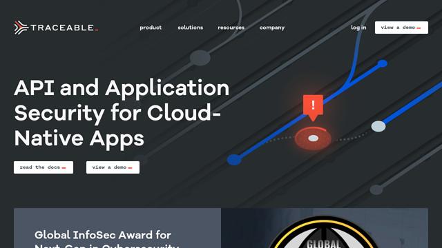 Traceable API koppeling