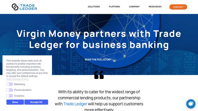 Trade-Ledger® API koppeling