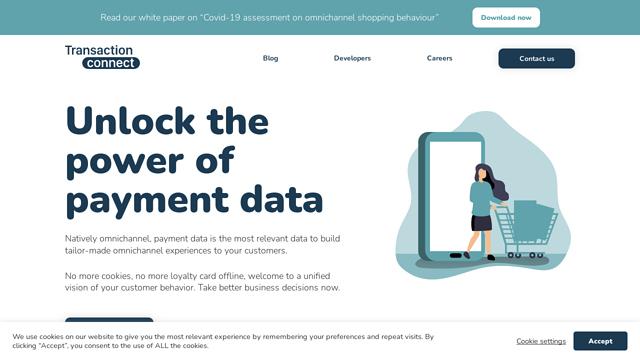 transactioncon API koppeling