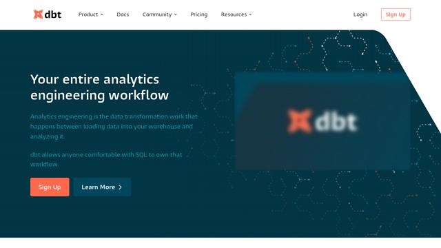 Transform-data-in-your-warehouse API koppeling