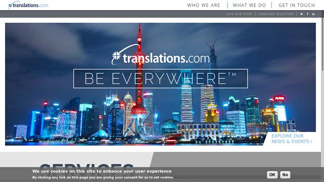 Translations.com API koppeling