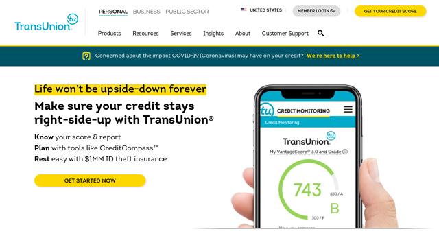 TransUnion API koppeling