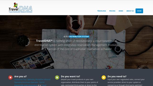 TravelDNA API koppeling