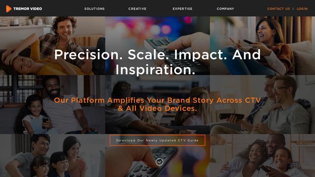 Tremor-Video API koppeling