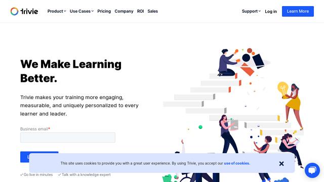Trivie API koppeling