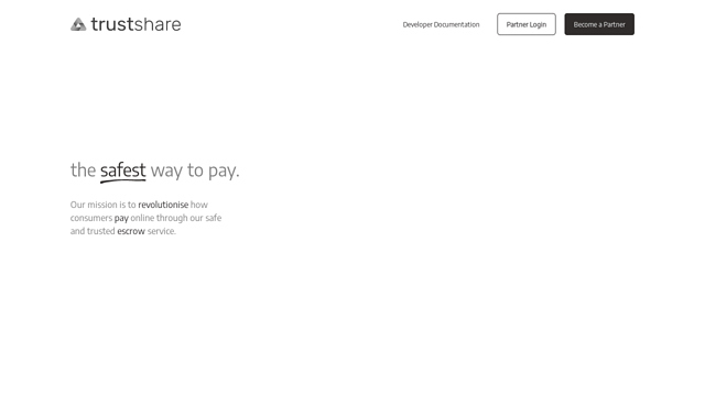 trustshare API koppeling