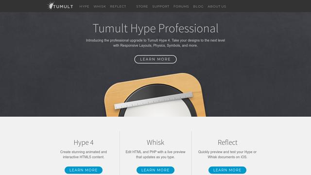 Tumult API koppeling