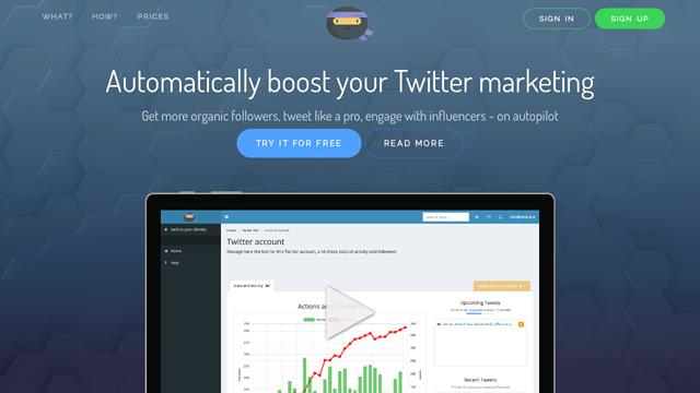 Tweet-Ninja API koppeling