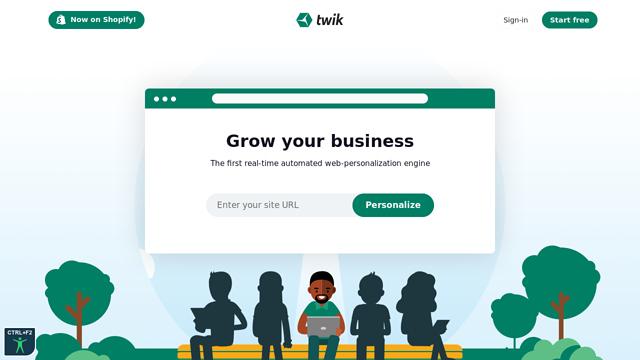 Twik API koppeling