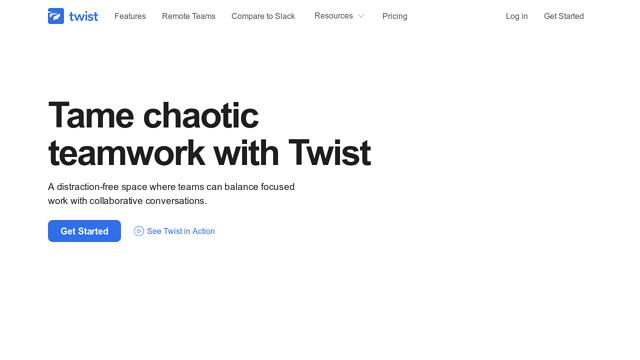 Twist API koppeling