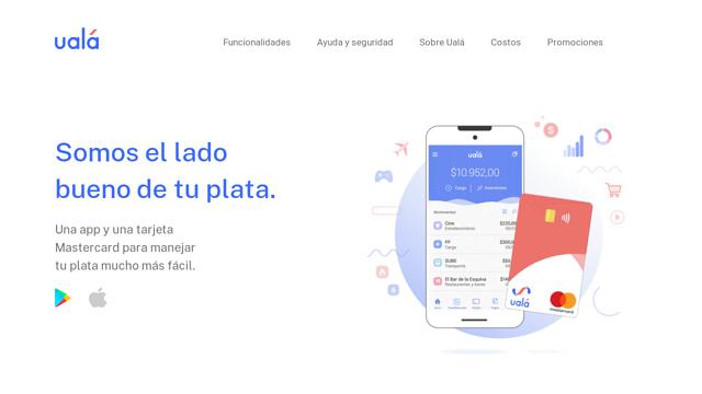 Ualá API koppeling