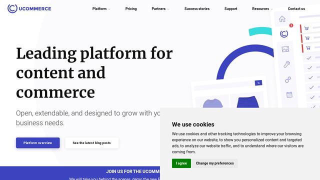 uCommerce API koppeling