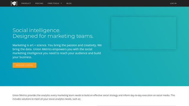 UnionMetrics API koppeling