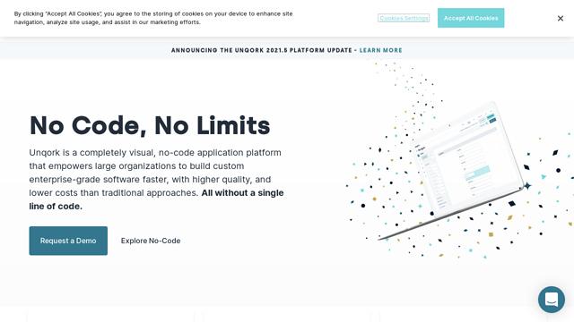 Unqork API koppeling