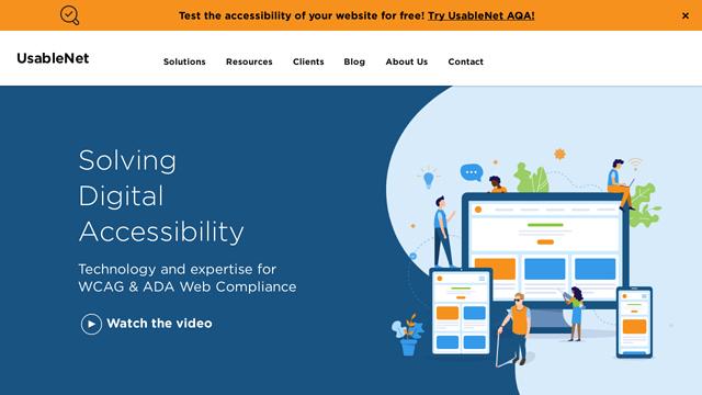 Usablenet API koppeling