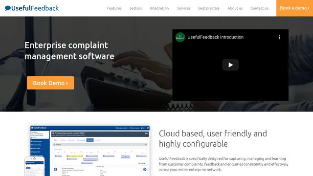 UsefulFeedback API koppeling