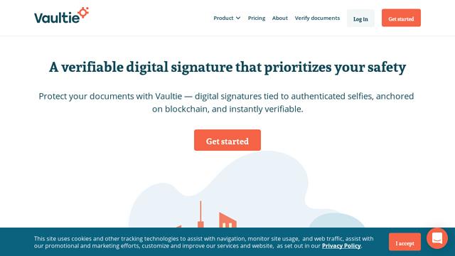 Vaultie API koppeling