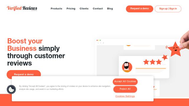 Verified-Reviews API koppeling
