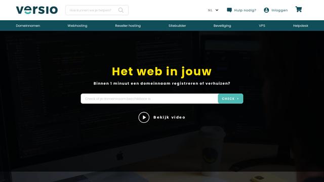 Versio-BV API koppeling