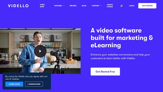 Vidello API koppeling
