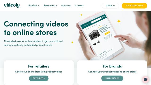 Videoly API koppeling