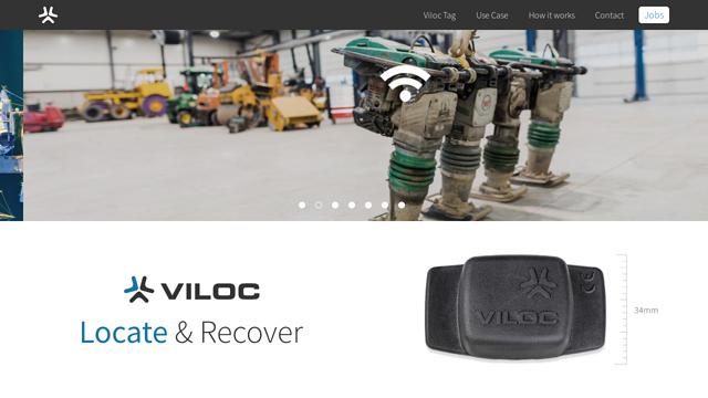 Viloc API koppeling