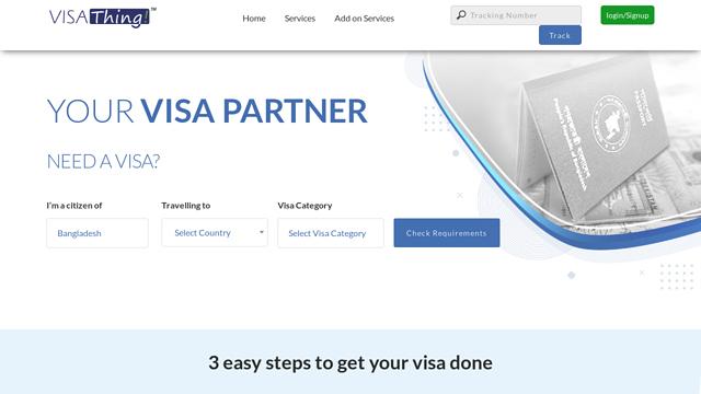 VISAThing API koppeling