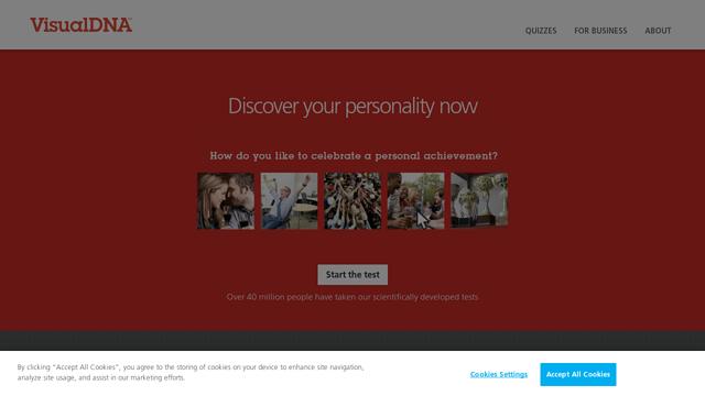 VisualDNA-A-Nielsen-Company API koppeling