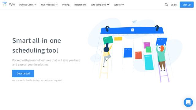 Vyte API koppeling