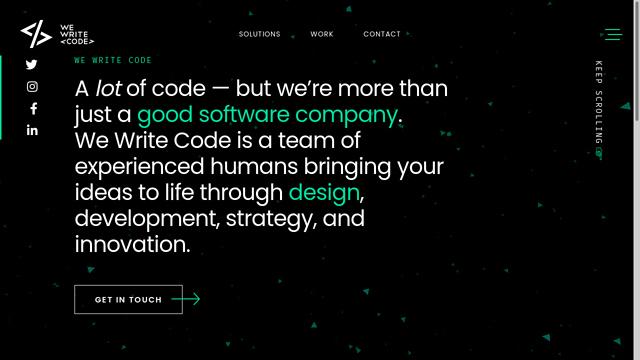 We-Write-Code API koppeling