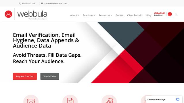 Webbula API koppeling