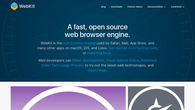 WebKit API koppeling