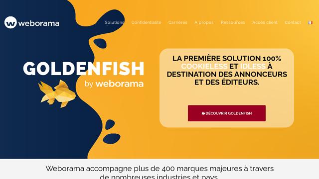 Weborama API koppeling