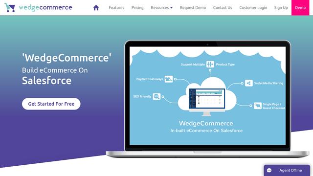 WedgeCommerce API koppeling