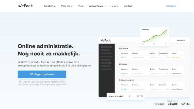 WeFact-B.V. API koppeling