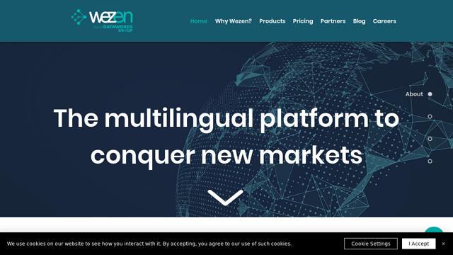 Wezen API koppeling