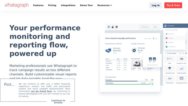 Whatagraph API koppeling