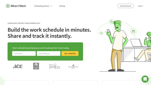 When-I-Work API koppeling