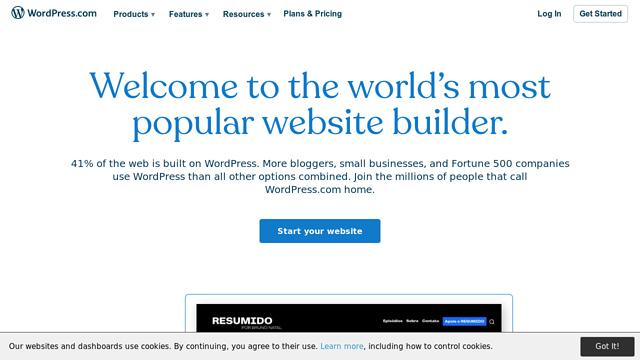 WordPress API koppeling