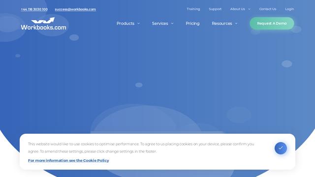 Workbooks-CRM API koppeling
